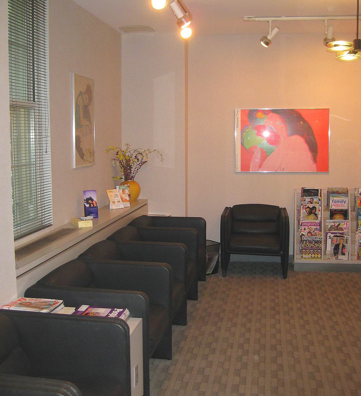 Comfortable, Relaxed Atmosphere